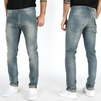 Selected Homme Herren Slim Fit Stretch Jeans Hose |New Two Roy 1357