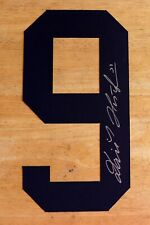 *BUFFALO SABRES* DOMINIK HASEK Signed *OFFICIAL NHL* JERSEY NUMBER H.O.F