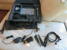 Sennheiser EWD1 835S D1-CI1 Digital Wireless System EM-D1 SK-D1 SKM-D1  Bandle