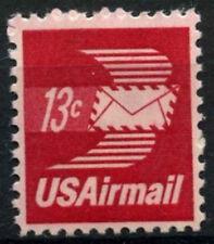 EE. UU. 1973 SG#A1424, 13c #D55480 aire estampillada sin montar o nunca montada