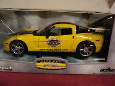 Greenlight  2005  Chevrolet  Corvette 1/24 scale nib 2005 Daytona  500 pace car