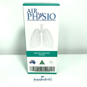 AirPhysio Natural Lung Expansion & Mucus Clearance Device - Trusted Seller!