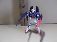 "DX.3  MSZ-806? Gundam 3""in Figure White Color Bandai 2003"