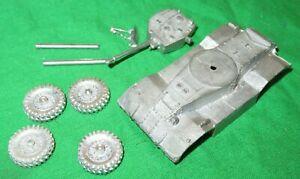 AEC (??)  Armoured Car 1/76th scale 20mm white metal kit unbuilt