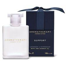 1 PC Aromatherapy Associates Support Lavender Peppermint Bath Shower Oil 55ml