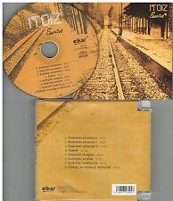 Itoiz – Ezekiel Cd Album 2008