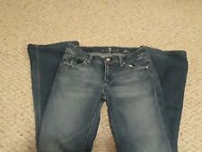 7 Seven For All ManKind Jeans Flare size 27
