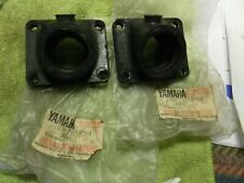 Yamaha  RD250 LC,RD350 LC carburettor inlet rubbers 2R9-13565-01, genuine NOS