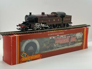 Hornby Railways R055 LMS Class 4P Fowler 2-6-4 Tank Locomotive '2300'