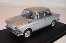 Minichamps 1/43 BMW 700 LS 1962/65 silber in OVP #1400