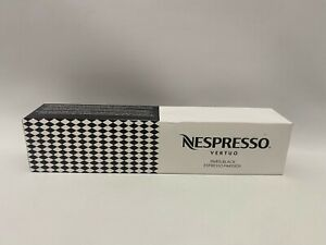 Nespresso Vertuo Paris Black Limited Edition 10 Pack Sleeve Sold Out Coffee New