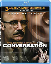 THE CONVERSATION (Gene Hackman) - BLU RAY - Region A - Sealed