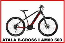 bicicletta elettrica bici mtb mountain e-bike 27,5 ATALA B-CROSS I AM80 500