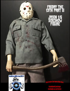 Sideshow Friday the 13th Part III Jason Voorhees Figure