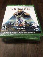Anthem -- Standard Edition Microsoft Xbox One 2019 Brand New Sealed