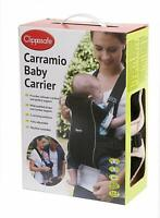 Clippsafe Carramio Baby Carrier - Black