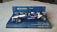 1/43 MINICHAMPS WILLIAMS F1 BMW FW23 R.SCHUMACHER 1st GP WIN SAN MARINO 2001
