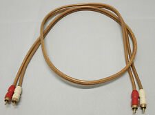 """Adcom Audio Interconnect Cable - RCA to RCA - 50"""""""