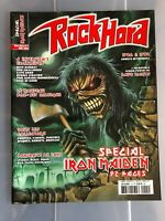 IRON MAIDEN 2002 ROCK HARD Special Magazine 92 pages from FRANCE