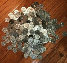 Random Dates /& Mint Marks $200 Face Value 400 Circulated Kennedy Half Dollars