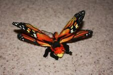"RINCO 2012 Poseable Monarch Butterfly 12"" Wing Span Stuffed Animal NWOT #T2"