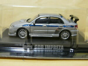 Mint Gdb Impreza Ings 1 64 Silver Option