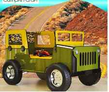 Boys Car bed Commander Jeep Bed Truck bed