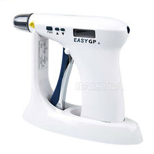 Dental Endo Obturation Gun Endodontic LCD + 20pcs Bercha Gutta Bar + Needles Hot