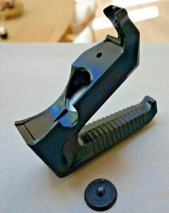 Rare Plastic Hand Grip for Bolex H8 and H16 Round Base Cameras W/ Quick Release