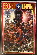 Secret Empire #1 NM- 1st Print Marvel Comics 2017
