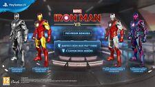 VR Iron Man Vorbesteller-DLC PREORDER-DLC (NO GAME, ONLY DLC for PS4)