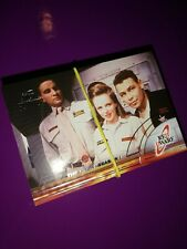 More details for red dwarf futera trading card full base set of cards (cards 1-64) mint condition