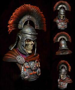 1/10 Resin Figure Model Kit Science Fiction Warrior Skeleton Unassambl Unpainted