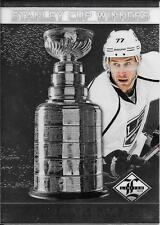 12/13 Panini Limited Stanley Cup Winners Insert #38 Jeff Carter #092/199