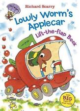 Lowly Worm's Applecar Lift-The-Flap Book (Board Book)