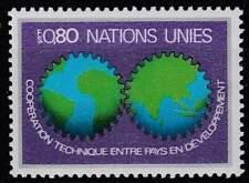 Nations Unies - Geneve postfris 1978 MNH 80 - Samenwerking Ontwikkelingslanden