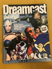 Dreamcast Solutions Magazine Volume 1 (VERY GOOD CONDITION)