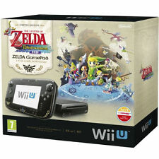 Nintendo Wii U Legend of Zelda 32GB Black Handheld System PAL