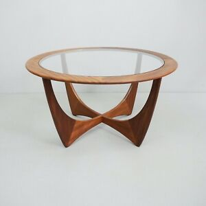Coffee Table G-Plan E. Gomme v. B.Wilkins Teak And Glas GB 1960er Years 1.MOS