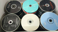 Lot Of 100 Assorted Loose Music CDs 70s to Present Mix - Mixed Genre - Random