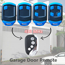 NOVA Gate/Garage Remote Control Replacement 433MHz&Battery For Centsys Centurion