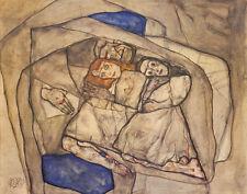Schiele Egon Conversion Print 11 x 14   #6171