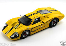 1967 Shelby-Ford GT-40 MK 1V Hard top+1:18 scale 2010 Shelby GT-500 wheel set