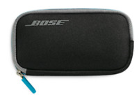 Bose QUIETCOMFORT-20 HEADPHONES CARRYING CASE Compact Design BLACK