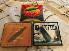 LED ZEPPELIN , Remasters, Celebration Day, The Ultimate Tribute CDs