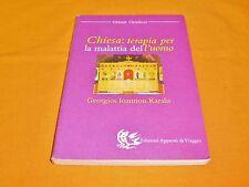 chiesa :terapia per la malattia dell'uomo, georgios ioannau karalis 2002 br.cuci