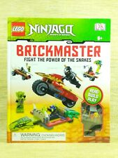 Brickmaster Fight the Power of the Snakes by Dorling Kindersley Publishing