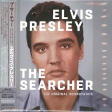 ELVIS PRESLEY-THE SEARCHER (THE ORIGINAL SOUNDTRACK)-JAPAN 3 CD+BOOK Ltd/Ed L60