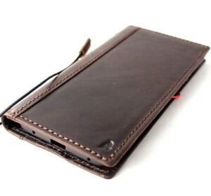 Genuine vintage leather Case For Huawei Mate 20 Pro wallet book luxury handmade