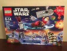 Lego Star Wars 2015 Advent Calendar 292 Pieces Ages 6-14 75097